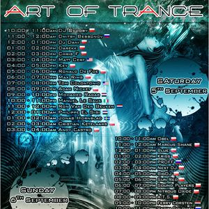 The Art of Trance: Darekk - Radio TP
