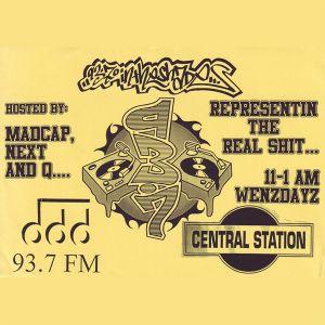 Quro Madcap Next Frenzie - 3D Radio Adelaide Dec 1995