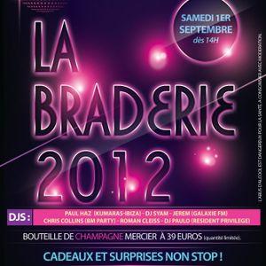 Paul Haz' Live @ Privilège Braderie Lille 01092012