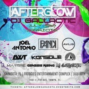 Afterglow Live Set