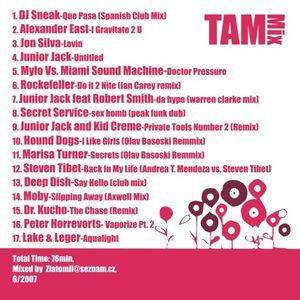 Zlatomil - TAMmix - 2007
