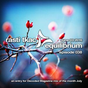 Equilibrium 038 [03 Jun 2016]