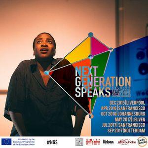 3DO Radio : Uitzending 11 : Next Generation Speaks (met urban poets uit UK, NL & BE)
