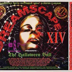 Jason Jay - Dreamscape 14, The Halloween Ball (29.10.94)
