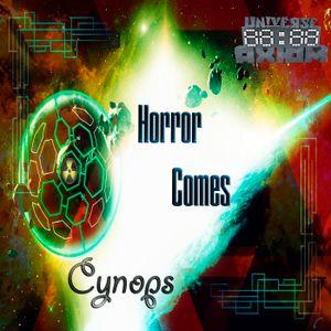 Cynops - Horror Comes 2015 [Mega Mix Horror Comes Lp] Darkstep