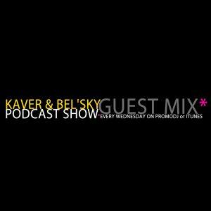 Kaver & Belsky Podcast Show 29 (Guest mix by Alex Cas)