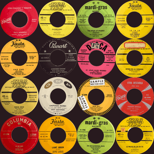 Ach's Cha-Cha Heaven: 1950's EPs & 45s in the Mix