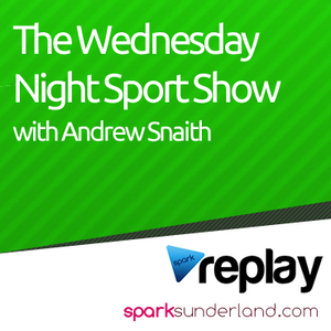 16/5/12- 9pm- The Wednesday Night Sport Show with Andrew Snaith