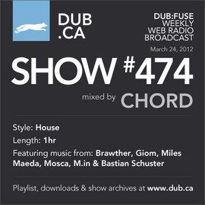 DUB:fuse Show #474 (March 24, 2012)