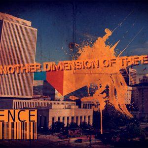 Aquence - Another Dimension of The Earth #017 (11.07.12) (Guest Mix by Anetry)