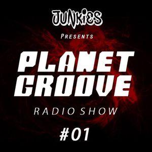 JUNKIES - [Podcast- Radioshow #002] February 2016 Mix