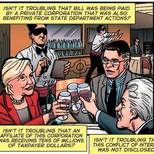 "Clinton Cash ""The Corruption is so Shocking"" says Author Chuck Dixon"