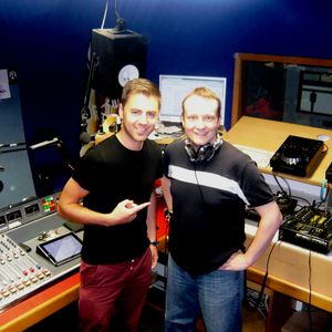 KFMP: Pure Dance with Tristan C with Guest Nathan C 1/8/12