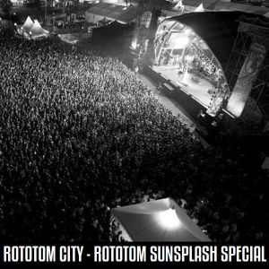 Positive Thursdays episode 527 - Rototom City - Rototom Sunsplash Special (7th July 2016)