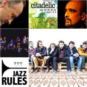 Jazz Rules #155