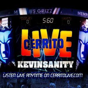 Cerrito Live- Kevinsanity: 12/17/16