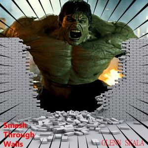 Smash Through Walls