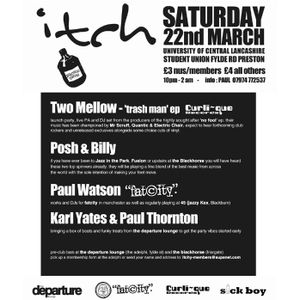 Itch mix vol 1 part 2: Paul Thornton