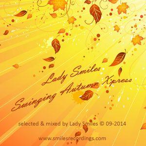 Lady Smiles Swinging Autumn Xpress_09-2014