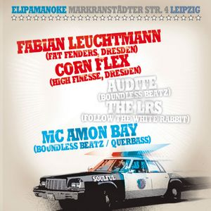 warmupsession for Soul Patrol, live @ Elipamanoke, Leipzig , 24.08.2012