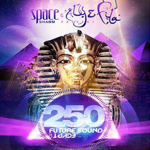 Bjorn Akesson – Live at Future Sound Of Egypt 250 – 20.08.2012