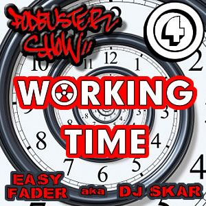 DJ SKAR podbuster show 04 - working time