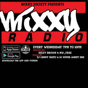 Mixxy Radio 7-18-18