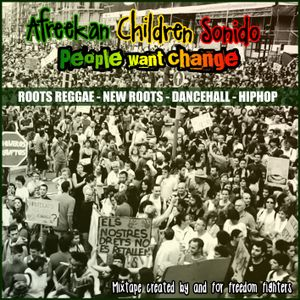 Afreekan Children Sound - People Want Change 2009
