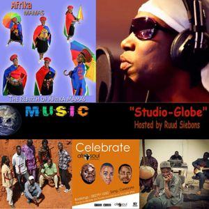 CentraalFM, Studio-Globe, Broadcast (986) June 30th 2015