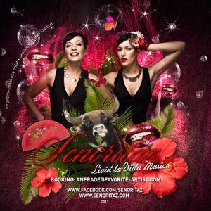 Livin la vida Muica (first Promoset) - Señoritaz DJ Team