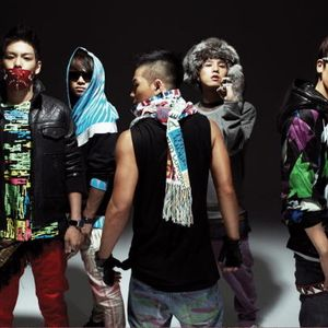 BIGBANG From Azia mix  Feb 2011