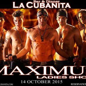 Maximus @ La Cubanita Bar & Dinner, Sofia 14.10.2015