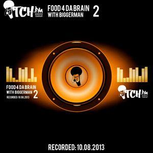 Biggerman - F4DB 2 - ITCH FM (10-AUG-2013)
