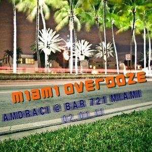 Morden@Bar721 Miami