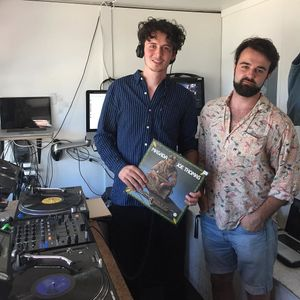 Tenzers @ The Lot Radio 06-26-2017