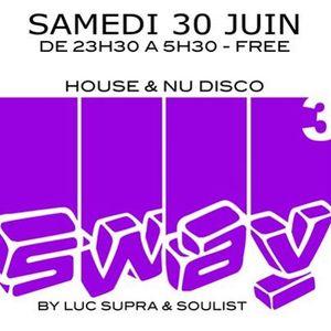 LucSupra says SWAY !! episode 3