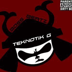 Boss Beatz thrown down by Teknotik G