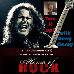 Turn it up with Gerry Casey Show #101