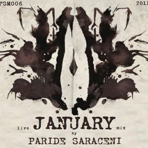 PSM006 - Paride Saraceni - January Mix 2011