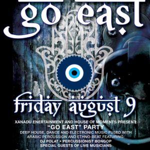 Dj Polat- Go East Party Set-2013