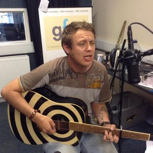 Shannon Sellick on Thursday Live 020715 sponsored by Jaywalk Guitars