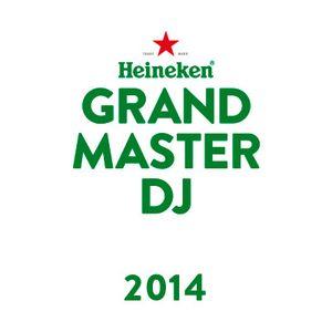 Heineken Grand Master Dj 2014 - I LOVE RITMOS #DJAVIBARROSO