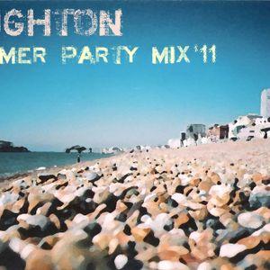 brighton summer party mix 2011