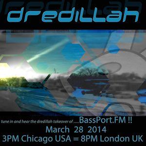 Well thawed out DnB mix (Bassport.FM)