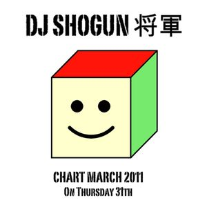 DJ Shogun - Chart March 2011-03-31