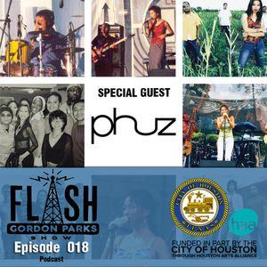 Flash Gordon Parks Show Episode 018 - PHUZ