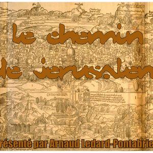 Le chemin de Jérusalem: Chronique des croisades #30