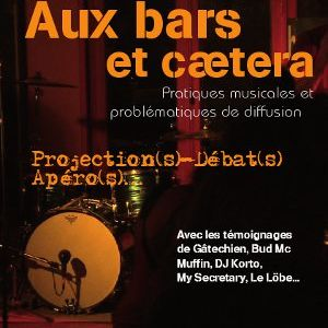 Aux bars et cætera - Interview Radio D4B