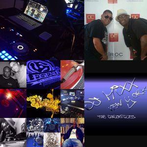 THE CHRONICLES -ROKISSY FM-AFRICA-1/7/17-NEW UNDERGROUND HIP HOP -DJ MIXX-DJ SNUU