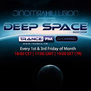 Harmonic Illusion - Deep Space 018 @ Trance FM (21-10-2011)
